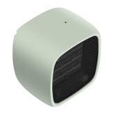 Elétrica Aquecedor Ventilador Home Office Desktop PTC Cerâmico Temperatura constante de aquecimento com purificação de ar de íon negativo