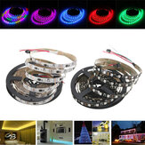 4M WS2811 IC SMD5050 Dream Color RGB Non-Waterproof LED Strip Light Individual Addressable DC12V
