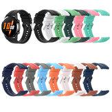 Bakeey 22mm multicolor Silicona reloj inteligente con correa de repuesto Banda para reloj Huawei GT2 46MM / GT2 Pro