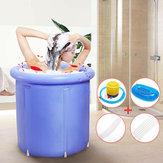 BanheirainflávelBanheiradeplásticoportátil de plástico Água dobrável Room Room Spa Massagem Bath