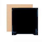 BIQU® 220/235 / 310MM SSS Super Spring Plaque de construction d'impression de tôle d'acier + autocollant magnétique Flex Tous Kit pour Ender-3 Pro / Sidewinder X1/B1 / Pièce d'imprimante 3D Genius