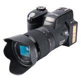 Appareil photo numérique POLOSHARPSHOT D7200 33MP mise au point automatique appareil photo reflex numérique professionnel téléobjectif objectif grand Angle appareil photo sac