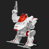 Bravokids DIY Warrior White Action Figure  Transformable Toy Decor Collection Gift from xiaomi youpin