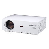 VIVIBRIGHT F30 LCD proiettore 4200 Lumen Full HD 1920 x 1080P Supporto Video Home Theater 3D proiettore-Bianco