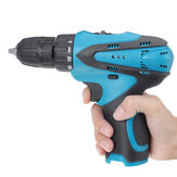 12V 2 Speeds Cordless Electric Drill 18 Torque Adjustment Wood Steel Drilling Tool Without Battery