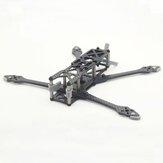 URUAV FORCE LR4 178mm 4Inch Micro Long Range Carbon Fiber DIY Frame Kit για FPV Racing RC Drone