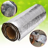6/10mm Sound Insulation Cotton Deadener Car Heat Shield Insulation Deadening Material Mat