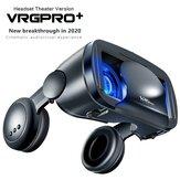 Bakeey 2020 Новый шлем VR 3D Очки Поддержка виртуальной реальности 0-800 Близорукость гарнитура очки бинокль для iPhone 12 12Pro Huawei P40 Pro Mate40 Pro