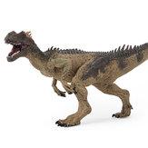 الديناصورات واقعية ألوصور الرقم الجوراسي عصور ما قبل التاريخ الحيوان دييكاست نموذج لعبة