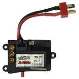 Xinlehong Q901 Q902 Q903 Placa Do Receptor 35A ESC para 1/16 RC Car Veículos Peças De Reposição