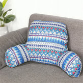 Sofa Back Cushion Chair Seat Cushion Sofa Bed Rest Reading Waist Support Seat Pad Backrest Pillow Mat Home Office Furniture Decorations