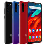 Blackview A80 Pro Global Bantlar 6.49 inç HD + Waterdrop Ekran 4680mAh Android 9.0 13MP Quad Arka Kamera 4GB 64GB Helio P25 Octa Core 4G Akıllı Telefon