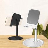 Suporte de telefone de mesa ajustável portátil Suporte para tablet para telefone inteligente Tablet com menos de 7,9 polegadas para iPhone para Samsung Xiaomi