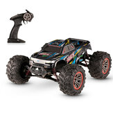 XinleHong 9125 1/10 2.4G 4WD 46 km / u LED RC Car Short Course Truck RTR-speelgoed