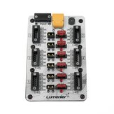 Lumenier ParaGuard XT30 Plug 6 Port Safe Parallel Charging Board for 1-4S Lipo Battery