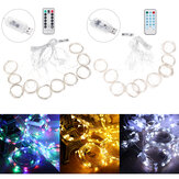 300 LED USB Christmas String Fairy Light Casamento Xmas Party Decor Music Control