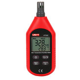 UNI-T UT333 Mini LCD Digital Thermometer Hygrometer Air Temperature and Humidity Meter Moisture Meter