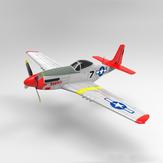 Volantex RC 768-1 Mustang P-51D 750mm Kanat Açıklığı EPO Warbird RC Uçak RTF