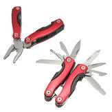 9 In 1 Portable Pocket Multitool Plier Survival Camping Travel Life Tools