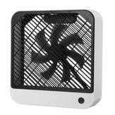 Le climatiseur portatif de ventilateur de refroidissement à air 2 vitesses les mini ventilateurs de refroidisseur USB à faible bruit