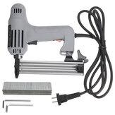 200-250V 1750W Elektrische nietjes / Brad-spijkermachine Handtacker Vloeren Framing-spijkermachine