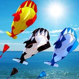 Whale Kite Single Line Lenkdrachen Outdoor Sport Spielzeug Kinder Kinder