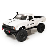 WPL C24 1/16 2.4G 4WD Crawler Truck RC Car Full Proportional Control RTR