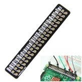 GPIO Pin Reference Board For Raspberry Pi 2 Model B & Raspberry Pi B+