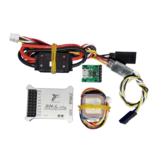 AFPV SN-L V2 Owl FPV Flight Controller HD OSD com PMU M8 Módulo GPS para modelo de asa fixa de avião RC