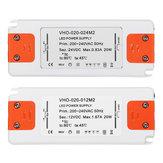 AC220-240C to DC12V/DC24V 20W Power Supply Lighting Transformer LED Driver for Strip Light