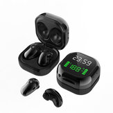 Bakeey S6 Plus True Wireless Earphone bluetooth Earbuds LED Display HIFI Stereo Sound Waterproof Headsets With Mic Charging Box