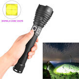 XHP90 LED Powerful Flashlight Zoom USB Rechargeable Power Display 18650 26650 Torch 2500LM Strong Handheld Campng Light,XPH50/XPH70,XHP90