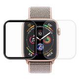 2PackungenEnkay3DCurvedEdge HAUSTIER Uhr Displayschutzfolie für Apfel Watch Serie 4 40mm / Apfel Watch Serie 5 40mm
