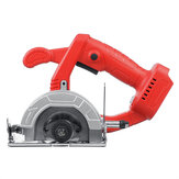 1500W Electric Circular Cordless Handsaw Adjustable Depth Cutting 45° Power Saw