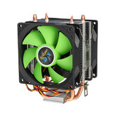 90mm 3Pin CPU Cooler Heatsink Quiet Fans For Intel LGA775/1156/1155 For AMD/AM2/AM3 Dual-sided Fan