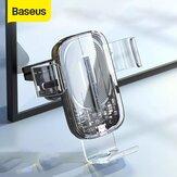 Baseus Explorer 15W szybkie bezprzewodowe ładowanie grawitacyjny uchwyt samochodowy na telefon do telefonu 4,7-6,5 cala do telefonu iphone na Samsung Huawei Poco X3 NFC