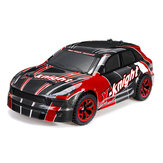 Crazon ZC-GS07B 1/18 2.4G 4WD 20 kmh Rc Carro X-Knight Drift Racing Brinquedos RTR