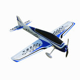 F3A 950mm Wingspan EPO Trainer 3D Aerobatic Aircraft RC Airplane KIT per principianti