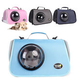EVA Cat Go-out Bags Portable PU Breathable Dog Carrier Bag Outdoor Pet Cat Space Capsule