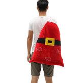 Рождественская вечеринка Домашнее украшение Дед Мороз Рюкзак Игрушки для детей Детский орнамент Подарок