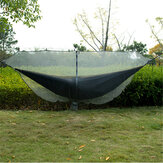 340x140cm Super Size Ultralight Portable Hammock Mosquito Net For Outdoor Nylon Material Anti-Mosquito Nets