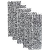5 pcs Replaceable Wash Wet Dry Cleaning Pel Isi Ulang Pembersih Kain Pad Pengganti