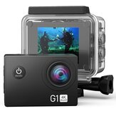 G1 4K Ultra High Definition Action Camera Waterproof 170 Degree Wide Angle WiFi Outdoor Sports Cam Remote Control Accessories Kit