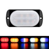 24W 12-24V 8LEDs lampe stroboscopique camion guide de lumière lumière latérale de voiture RV