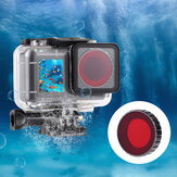 Waterproof Color Diving Filter Lens for DJI Osmo Action Camera Accessories