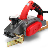 220V 1800W/1600W/1200W Electric Wood Planer Rechargeable Woodworking Cutting Machine