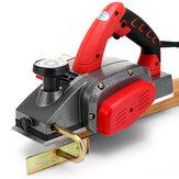 220V 1800W / 1600W / 1200W Elektrischer Holzhobel Wiederaufladbare Holzbearbeitungsschneidemaschine
