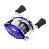 Fishing Reel 3.3: 1 Rapporto dell'ingranaggio per la pesca con la canna da pesca a mano libera