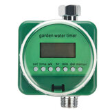 KCASA Automatic Rain Sensor Watering Timer Electronic Garden Irrigation Controller With LCD Display