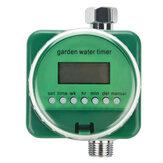 Timer automatico per irrigazione con sensore pioggia Regolatore elettronico per irrigazione da giardino con LCD Display